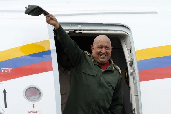Hugo Chávez murió el 5 de marzo a los 58 años tras padecer cáncer. Se en...