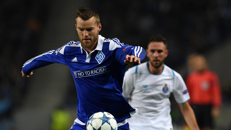 Porto vs. Dynamo Kiev