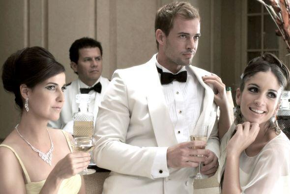 Mientras grababa Triunfo Del Amor, William participó en la tercer...
