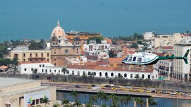 Cartagena se alista para la Cumbre de las Américas.