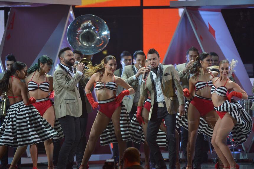 El estilo regional pone a bailar a los Latin GRAMMYS