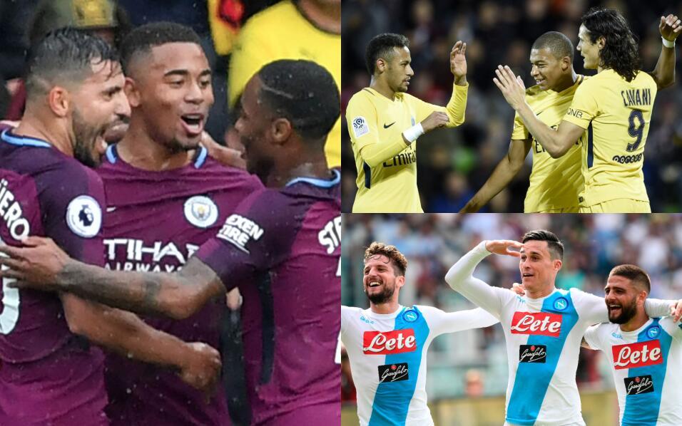 Borussia Dortmund suspende de nuevo a Aubameyang tridente.jpg