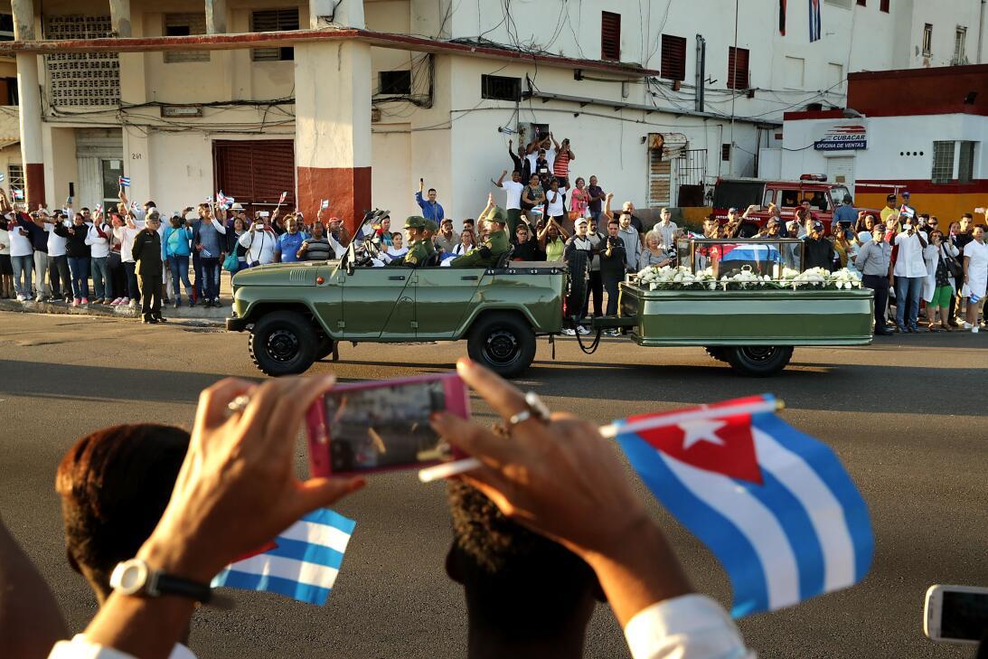 Funeral Fidel Castro