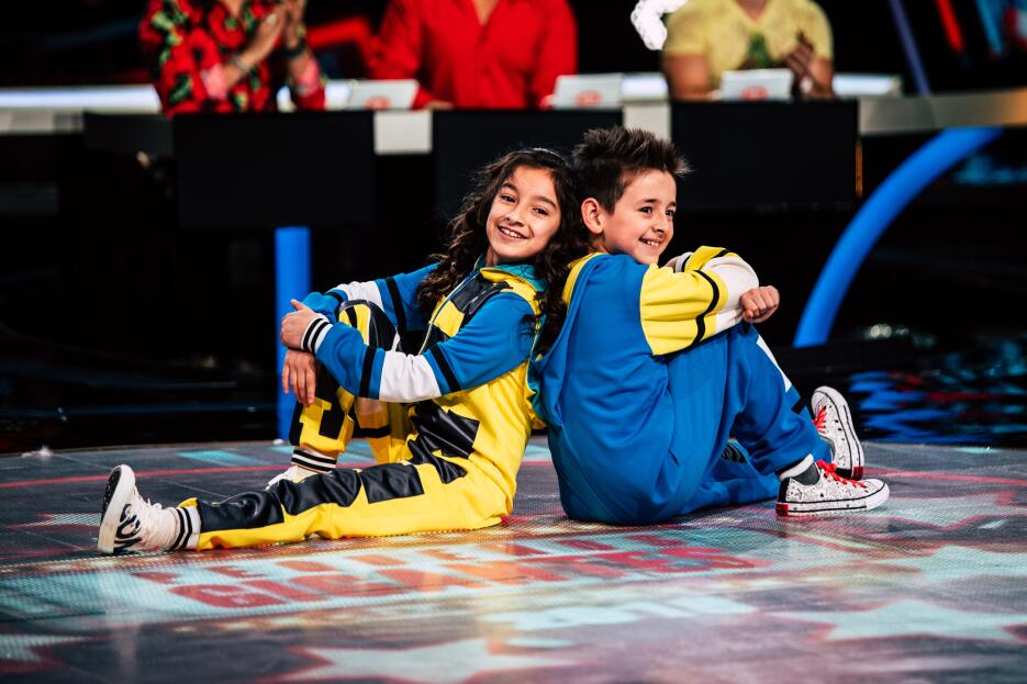 Baile de Marcela y Oscar
