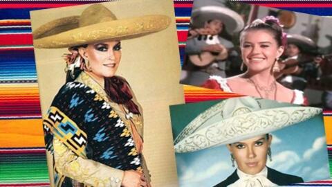 Lucha Villa cumplió 81 años de edad y sigue siendo la gran señora de la...
