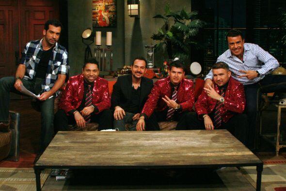 Esta banda mexicana cautiva a las cachorritas con sus canciones rom&aacu...