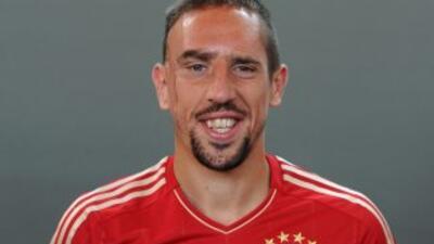 Figura en el Bayer Munich, Ribery vuelve con una sonrisa a la selección...