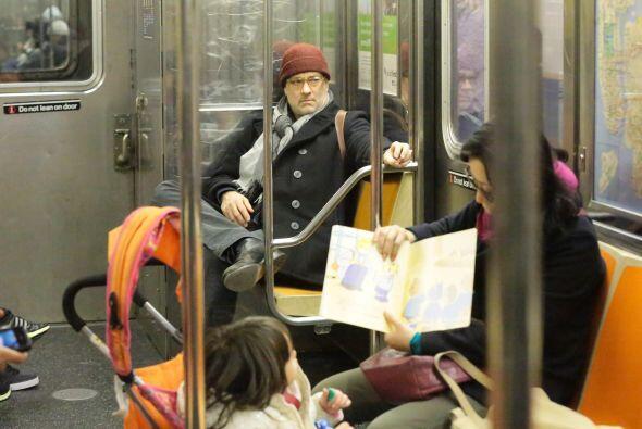 """La película que filmó Tom en Nueva York fue """"St. James Place""""."""