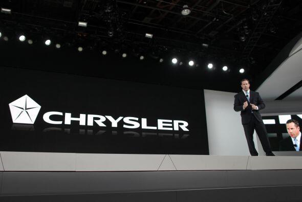 GRUPO CHRYSLER- El grupo automovilístico Chrysler, perteneciente al ital...