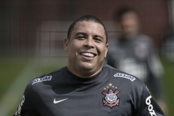 Una sonrisa para todos, Ronaldo sigue jugando y anotando goles en la lig...