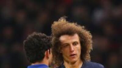 Diego Costa y David Luiz