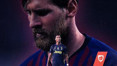 Messi ya tiene más 'hat tricks' que Cristiano Ronaldo