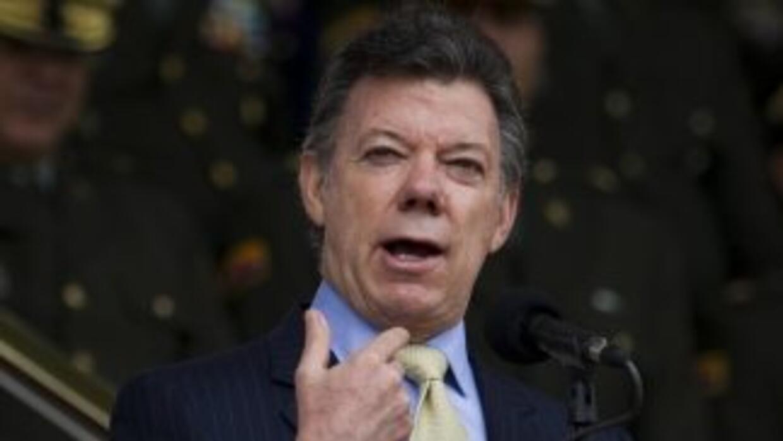Juan Manuel Santos firmará la llamada Ley de Víctimas que busca reparar...