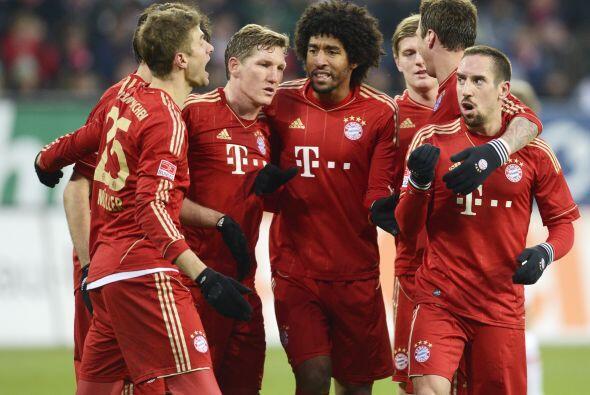 Marco llegó a sonar en el Bayern Munich, incluso se llegó...