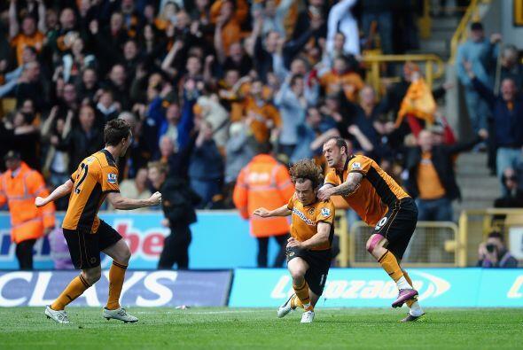 El Wolverhampton cayó con el Blackburn, peor ambos clubes seguirán en es...