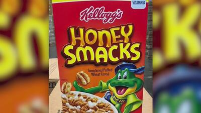 """No coman cereal Honey Smacks"" por brote de salmonela, vuelve a advertir la FDA"