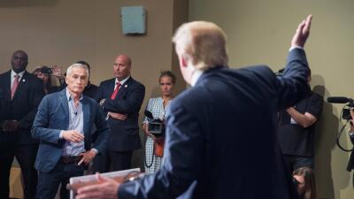 Fotos: Jorge Ramos y la política de EEUU