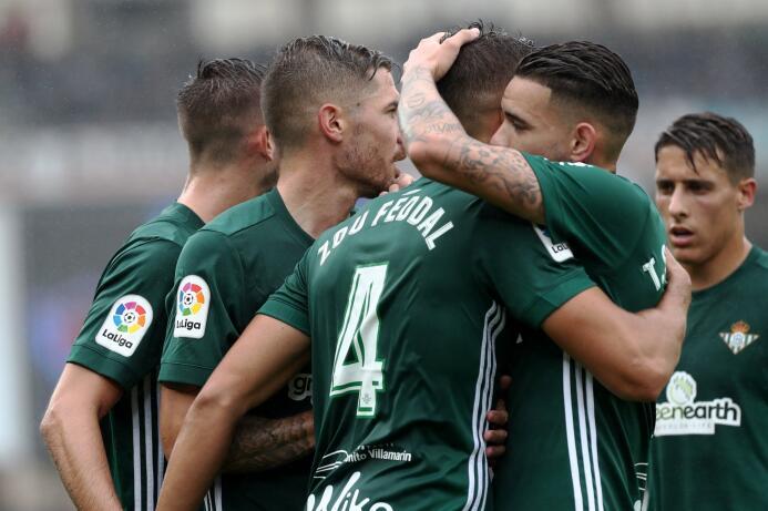 Real Sociedad y el Betis nos regalan un partido trepirante con duelo ent...