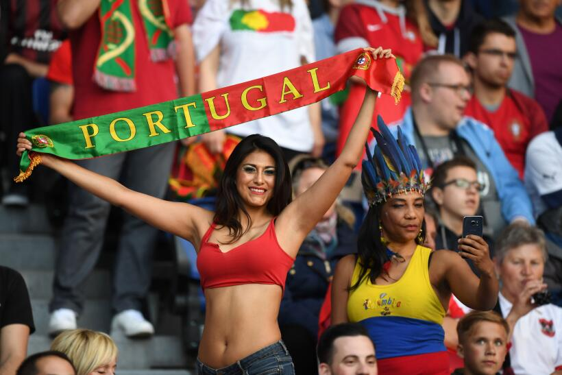 Los partidos entre Bélgica vs. Irlanda, Islandia vs. Hugrí...