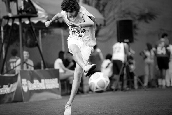 Los brasileños son reconocidos mundialmente por el deporte que ellos com...