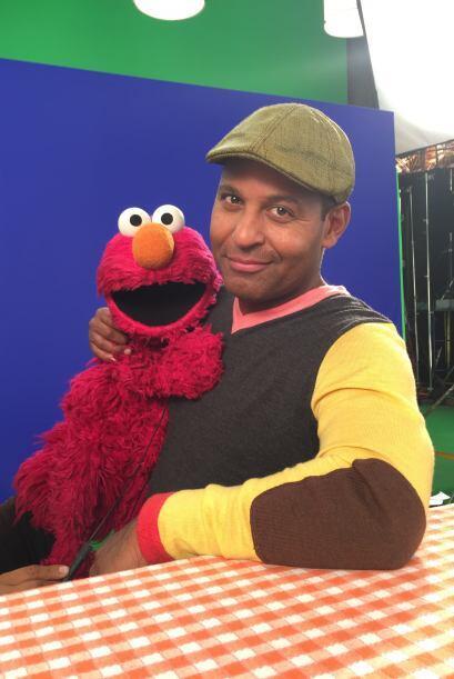 """Jackie y Dandrades fueron invitados a participar en """"Sesame Amigos&..."""