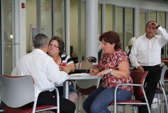 Jose y Roxy celebraron los 45 años de Toyota of South Florida en...