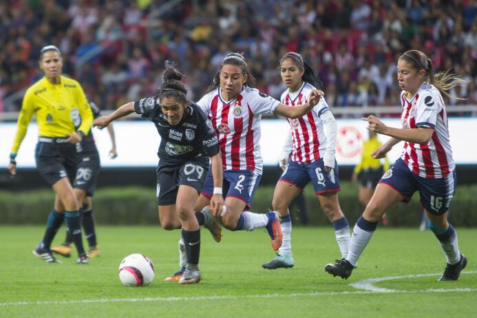 Final de la Liga MX femenil