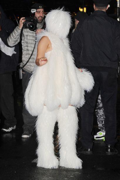 Sabemos que la cantante tiene un singular gusto para la moda y que siemp...