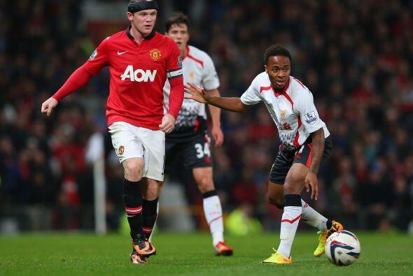 Los primeros minutos fueron del Manchester United.