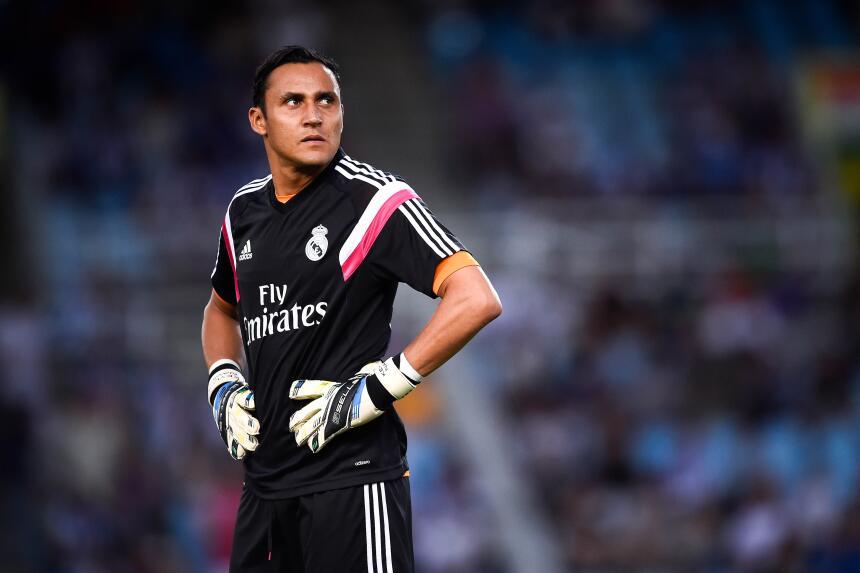 En el Real Madrid el arquero titular es Keylor Navas y es el momento de...