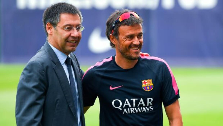 El presidente del Barcelona piensa que el organismo debe disminuir el ca...