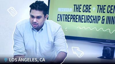 Barney Santos: un promotor de los emprendedores y los pequeños negocios latinos