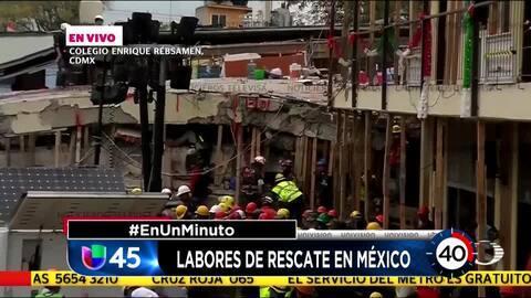 En Un Minuto Houston: La Marina mexicana dice que no hay ninguna niña en...