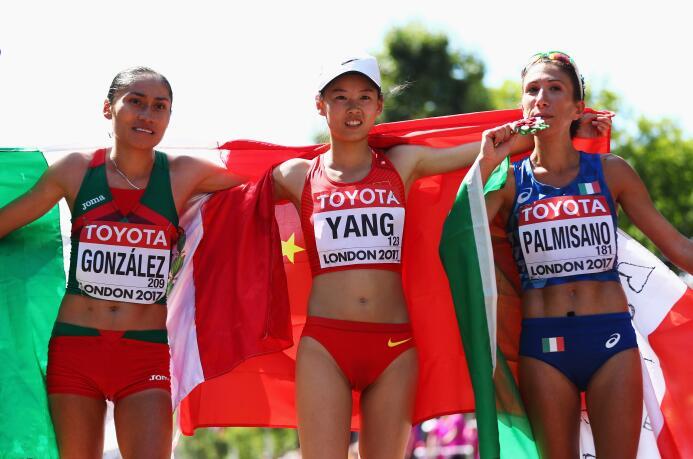 En fotos: Los deportistas más destacados de 2017 maria-guadalupe-gonzale...