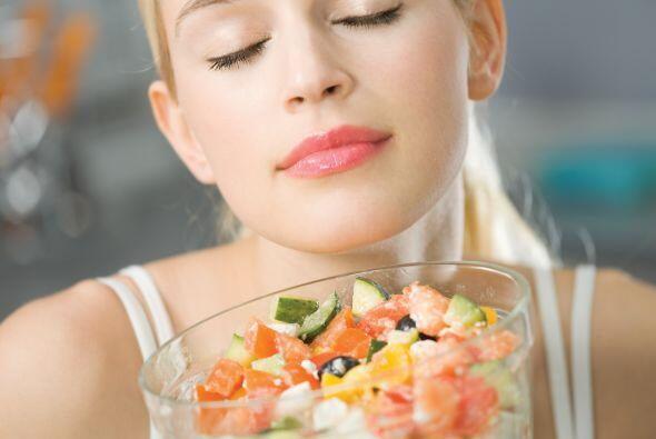Elige sabiamente. Ciertos alimentos te gustan más que otros, pero...