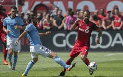 New York City FC y Toronto FC, clasificados a los Playoffs.