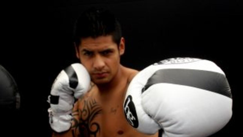 Jose Luis Salgado peleará en el Coliseo Olímpico de la U de G (Foto: HG...