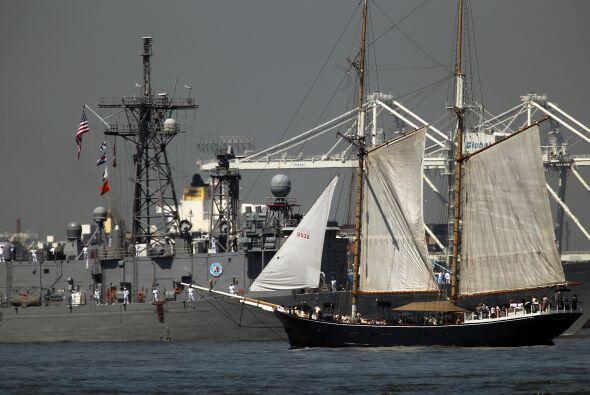 Los turistas y citadinos podrán disfrutar de varios eventos navales en a...