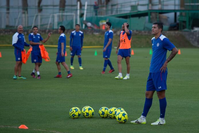 Jair Pereira, un líder que Cruz Azul dejó ir y todavía no ha recuperado...