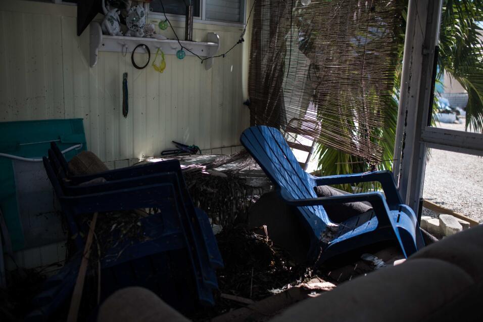 Sube a ocho el número de ancianos fallecidos en un hogar de Florida sin...