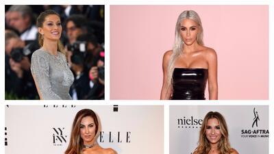 Desde Kim Kardashian hasta Gisele Bundchen: las WAGs más hermosas en la historia de la NFL