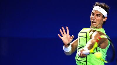 Rafael Nadal encabeza a las estrellas del Abierto Mexicano 2019