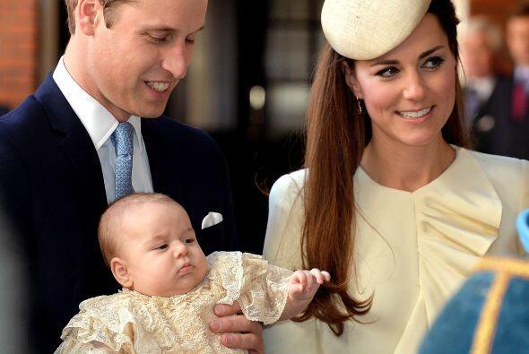 Desde que el príncipe Williams fue bautizado en 1982, el sacramento del...
