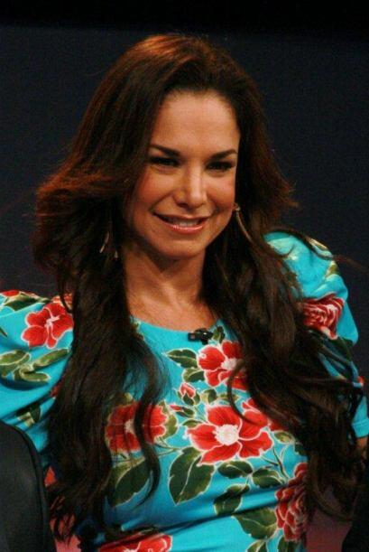Se trató de la hermosa cubana Liz Vega que fue contratada por Gabriel pa...