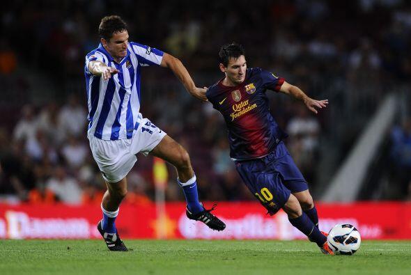 Delantero, Lionel Messi: Un habitual en cada once ideal de Europa es est...