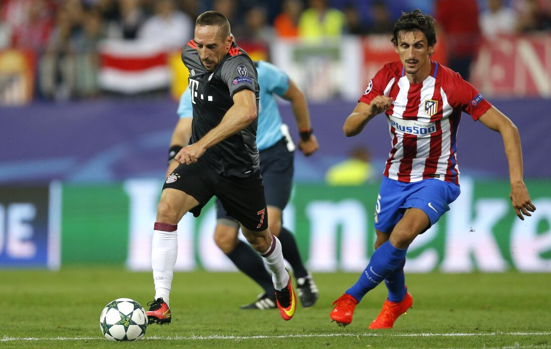 Con el regreso de Carrasco, este sería el once del Atlético ante el Madr...