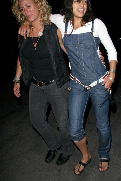El 2007 también agarró la fiesta y la copa hasta el amanecer. Mira aquí...