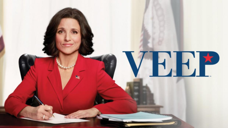 Veep, una sátira que se centra en la vida política de una vicepresidenta...