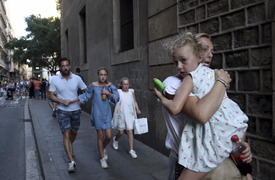Matanza en Cataluña. Dos atentados en menos de 10 horas causaron...