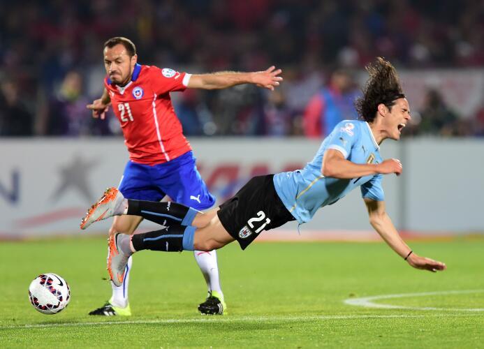 Así se fue el Chile vs. Uruguay  GettyImages-478355294_master.jpg